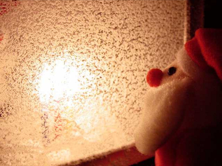 クリスマス創作写真その1